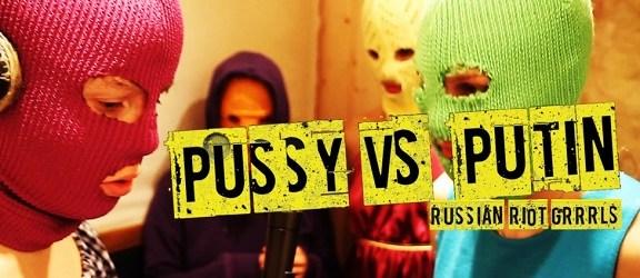 Dokumentation: Pussy versus Putin (2013)