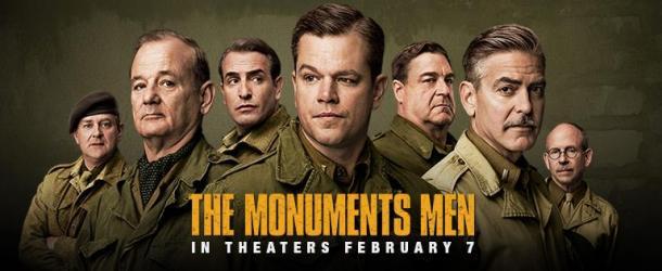 Filmkritik: Monuments Men – Ungewöhnliche Helden (2014)