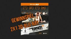 Gewinnspiel: Tanzt! (3D) – Zukunft braucht Bewegung – Blu-rays gewinnen