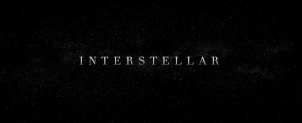 Interstellar Trailer – Sci-Fi-Film von Christopher Nolan