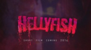 Trailer zum Trash-Horrorkurzfilm Hellyfish (2014)