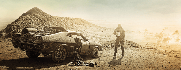 Mad Max: Fury Road (2015) – Trailer von der Comic-Con