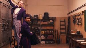 Ralph Fiennes & Tony Revolori als Gustave H. und Zero
