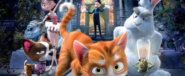 Das magische Haus Gewinnspiel: Fanpaket (mit Blu-ray) gewinnen!
