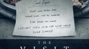 The Visit: Trailer zum neuen Horrorfilm von M. Night Shyamalan