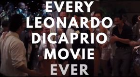 Alle Filme in denen Leonardo DiCaprio mitspielt im Supercut!