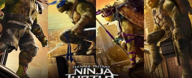 "Teenage Mutant Ninja Turtles 2: Trailer zu ""Out Of The Shadows"""