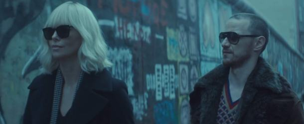 Atomic Blonde Kritik: Spionage-Action mit Charlize Theron