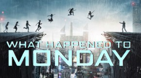 """What Happened to Monday"" Kritik: actionreiche Dystopie mit Noomi Rapace in gleich sieben Rollen"
