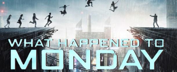 """""""What Happened to Monday"""" Kritik: actionreiche Dystopie mit Noomi Rapace in gleich sieben Rollen"""