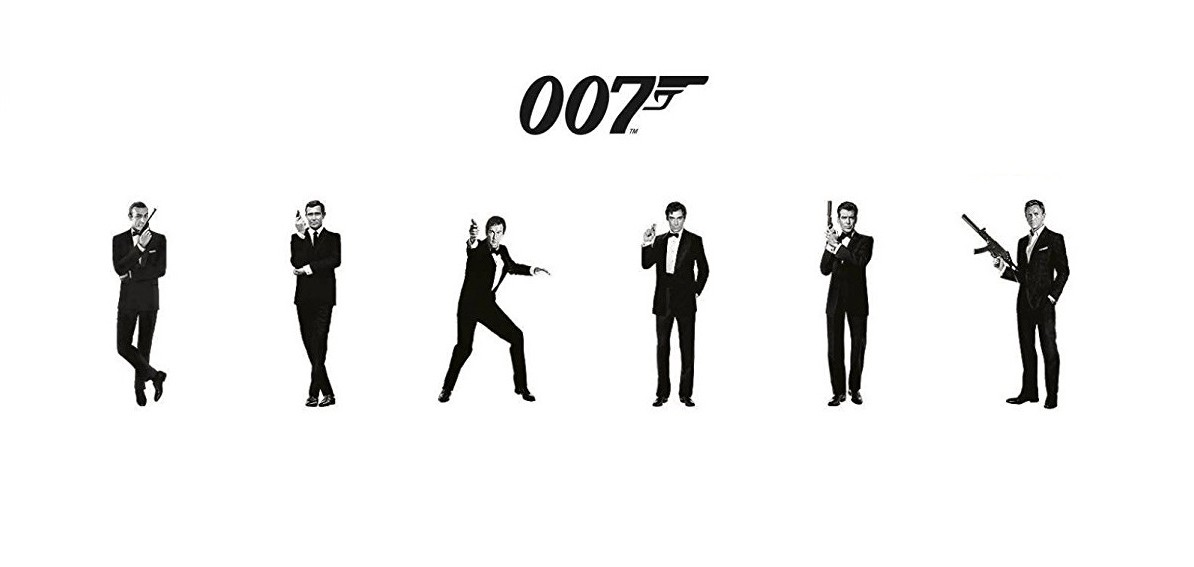James Bond Filme Reihenfolge