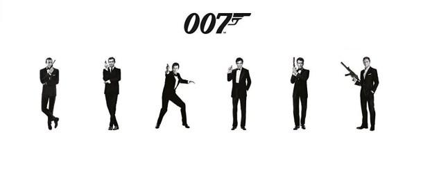 James Bond Filme Reihenfolge: Alle Filme der Filmreihe in einer Liste (auch nach Schauspieler)