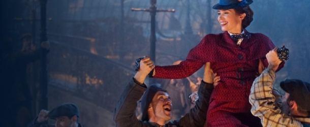 """Filmkritik zu """"Mary Poppins' Rückkehr"""""""