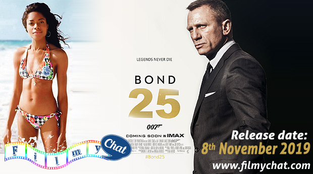 "JAMES BOND-007 …. COMING UP WITH ""BOND 25"""