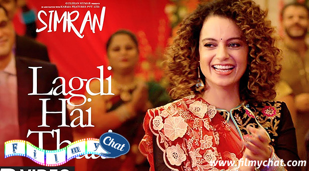 Kangana Ranaut in Simran Movie 2017