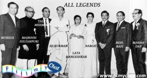legends of film industry