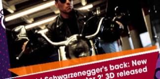 Arnold Schwarzenegger Terminator 2