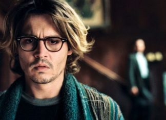 Secret Window johnny Depp suspense movie