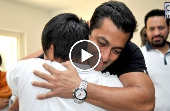 salman khan, salman khan gossips, salman khan being human, being human donation, salman khan donations,