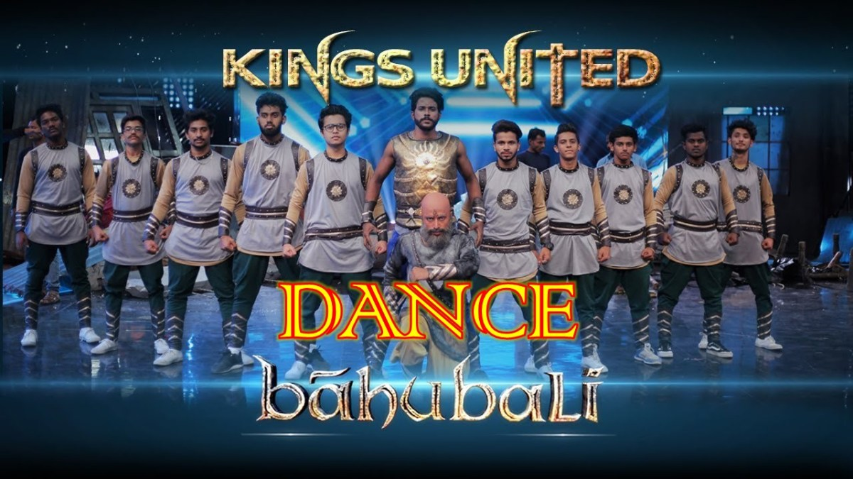 Best Ever Bahubali Dance Performed by Kings United Dance Group