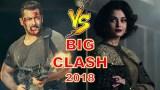 Salman Khan and Aishwarya Rai Bachchan's Film to Clash at Box office on Eid 2018