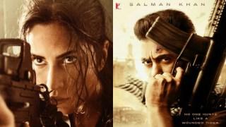 Tiger Zinda Hai Official First Look   Salman Khan & Katrina Kaif Action Look