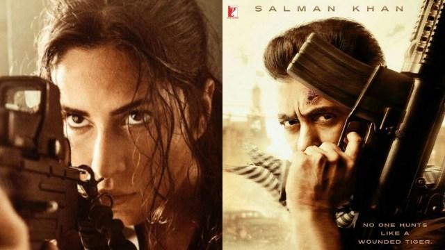 Tiger Zinda Hai Official First Look | Salman Khan & Katrina Kaif Action Look