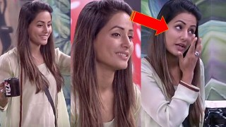 What Made Hina Khan Emotional in the Big Boss House?