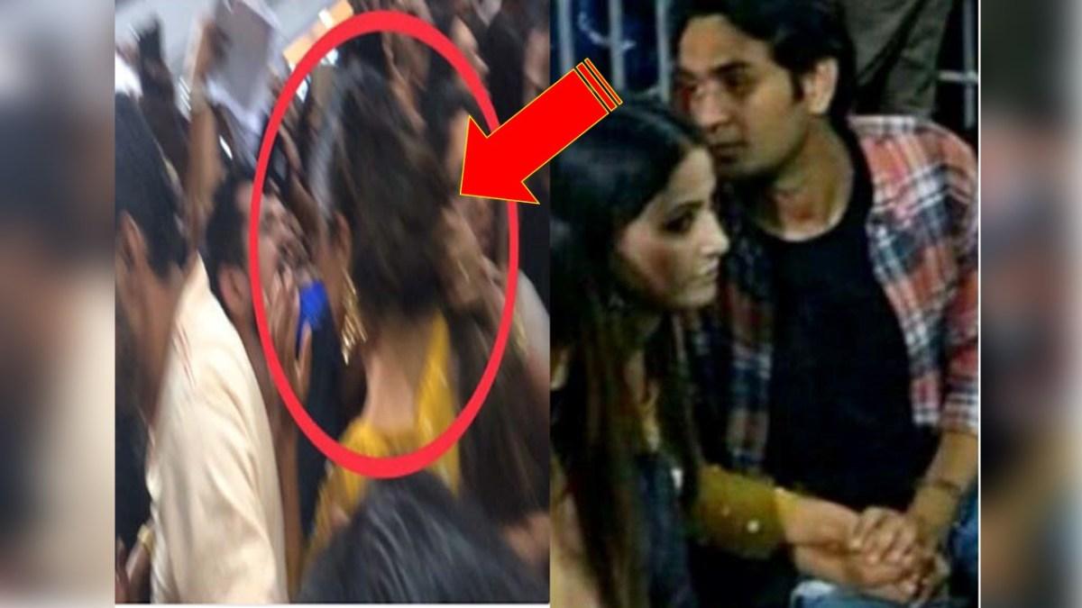 Shilpa Shinde Fan Pulled Hina Khan Hair Publically