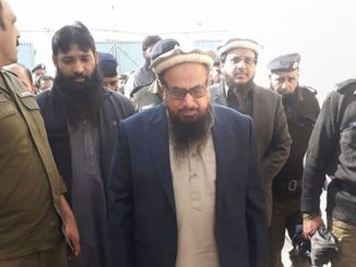 JuD Chief Hafiz Saeed Sentenced To 15 Years Jail In Terror Funding Case
