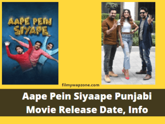 Aape Pein Siyaape Punjabi Movie download 1080p