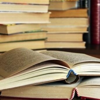Σκονισμένο βιβλίο