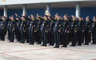 Οι εισακτέοι στις στρατιωτικές σχολές