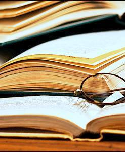Η επιλογή βιβλίων για διάβασμα είναι πολύ σοβαρή υπόθεση!