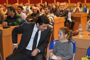 Απονομή βραβείων του 4ου Πανελλήνιου και 1ου Διεθνούς Μαθητικού Διαγωνισμού Ταινιών Μικρού Μήκους