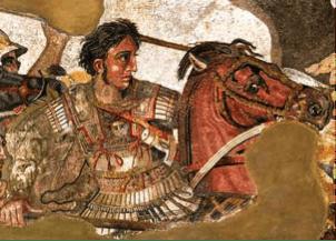 Μέγας Αλέξανδρος:Ένας υποδειγματικός ηγέτης