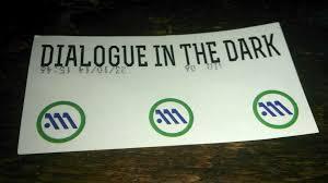 """Εκπαιδευτικό Πρόγραμμα """"Dialogue in the Dark"""