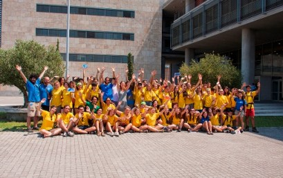 Επίσκεψη 80 φοιτητών της νεανικής και πολιτιστικής οργάνωσης Ruta Inti στη Θεσσαλονίκη
