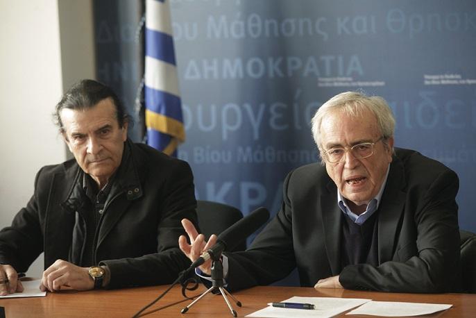 Μπαλτάς και Κουράκης έχουν παραιτηθεί.Τα σχολεία όμως θα ανοίξουν και πώς;