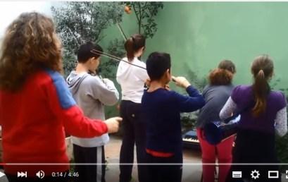 Βίντεο από τα παιδιά της ΣΤ' τάξης του 93ου Δημοτικού Σχολείου Αθηνών