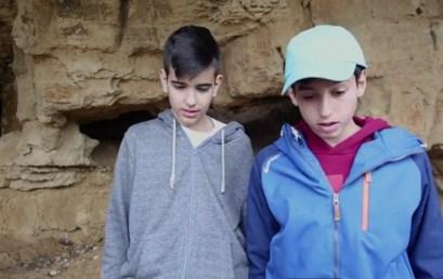 Μια ταινία μικρού μήκους για τους πρόσφυγες από το 2ο Γυμνάσιο Χανίων