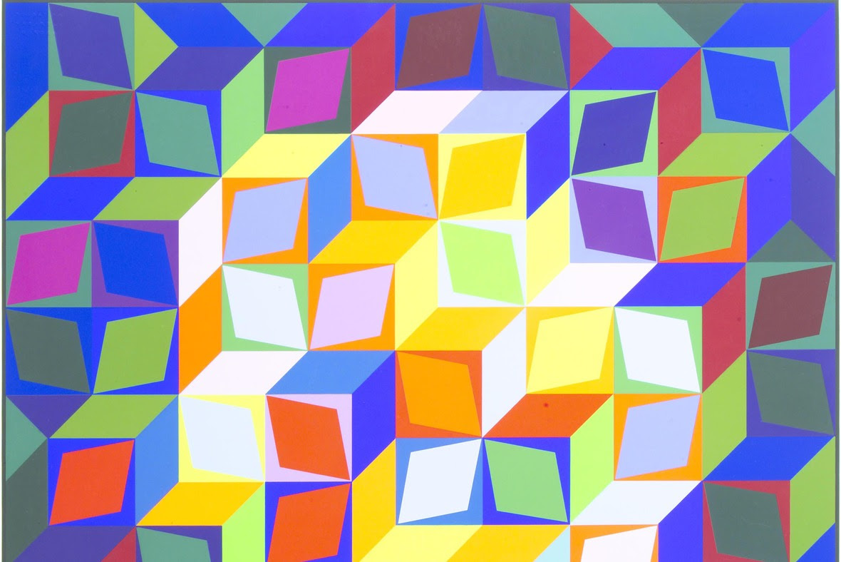 «Victor Vasarely: Το Απόλυτο Μάτι»