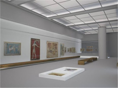 Διάλεξη: «Στα τέσσερα σημεία του ορίζοντα. Βιοκλιματικές αρχές στον σχεδιασμό των ανακτόρων της Κρήτης (1700-1350 π.Χ.)»