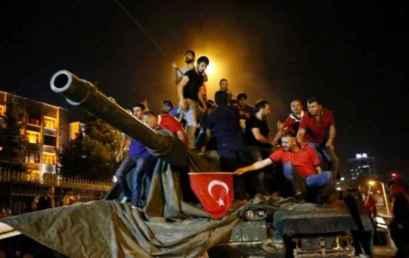 Τουρκία βαριά τραυματισμένη