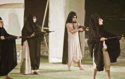 «Τα Παραβάν» του Ζαν Ζενέ στο Θέατρο «Πειραιώς 260» (Φεστιβάλ Αθηνών)