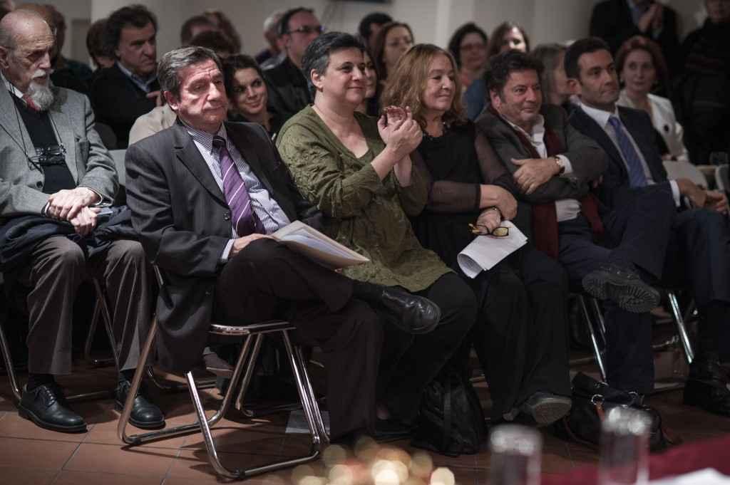 Με μεγάλη επιτυχία πραγματοποιήθηκε η εκδήλωση για τα 35 χρόνια της Εταιρείας Συγγραφέων