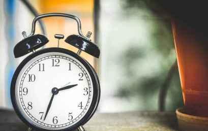 Οι σχέσεις μας με τον χρόνο: παραδοσιακή προσέγγιση