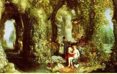 """Στιγμές της """"Οδύσσειας"""" (2): η σχεδία του Οδυσσέα (ραψωδία ε)"""