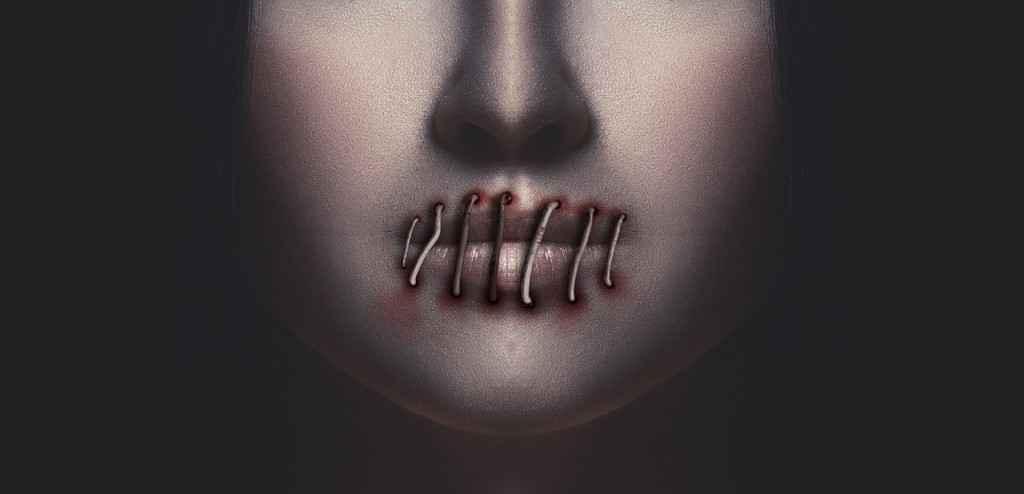 Σιωπώ……..συναινώ