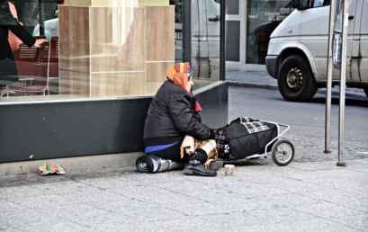 Η φτώχεια, άλλοτε και τώρα…